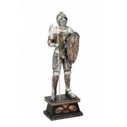"""Декоративная статуэтка """"Рыцарь"""", выс.34см"""