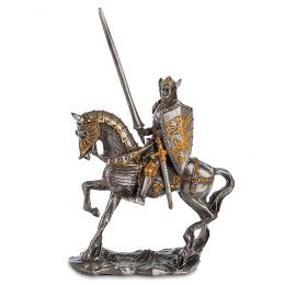 """Фигурка Veronese """"Рыцарь"""" (олово)"""