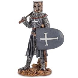 """Фигурка Veronese """"Рыцарь крестоносец"""" (олово)"""