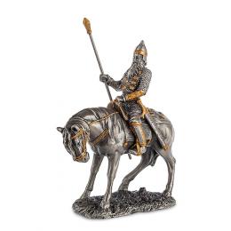 """Фигурка Veronese """"Воин на коне"""" (олово)"""