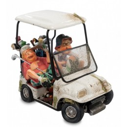"Гольф-кар Forchino ""The Buggy Buddies. Forchino"" h 19 см"