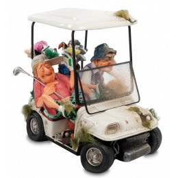 "Гольф-кар Forchino ""The Buggy Buddies. Forchino"" h 35 см"