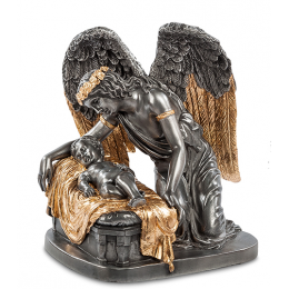 "Композиция Veronese ""Шепот ангела"" (black/gold)"