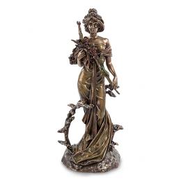 """Статуэтка """"Дама"""" (Альфонс Муха) (bronze)"""