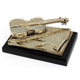 """Статуэтка Exetera Argenti """"Лучшему скрипачу"""""""