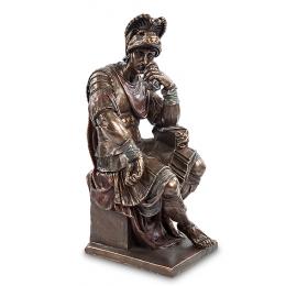 """Статуэтка """"Лоренцо Медичи"""" (Микеланджело) (bronze)"""