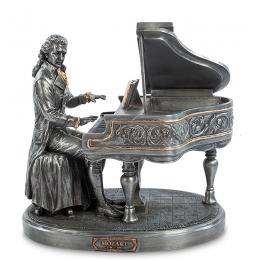 "Статуэтка ""Моцарт за роялем"" (black/gold)"