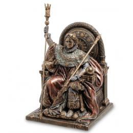 """Статуэтка """"Наполеон на императорском троне"""" (Жан Огюст Доминик Энгр) (bronze)"""