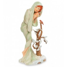 """Статуэтка Parastone """"Девушка Зима"""" Альфонса Мухи (Museum.Parastone)"""