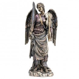 "Статуэтка Veronese ""Ангел со скрипкой - Эдвард Бёрн-Джонс"" (bronze)"