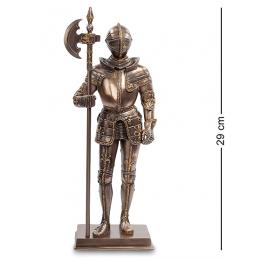 """Статуэтка Veronese """"Храбрый рыцарь"""" 29см (bronze)"""
