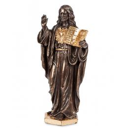 """Статуэтка Veronese """"Иисус с Ветхим Заветом"""" (bronze/gold)"""