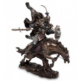 "Статуэтка Veronese ""Китайский воин"" (bronze)"