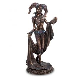 """Статуэтка Veronese """"Леди Арлекина"""" (bronze)"""