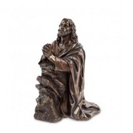 """Статуэтка Veronese """"Молитва Иисуса в Гефсиманском саду """" (bronze)"""