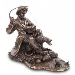 """Статуэтка Veronese """"Рыбак"""" (bronze)"""