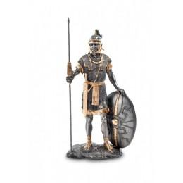 """Статуэтка Veronese """"Римский воин"""" (black/gold)"""