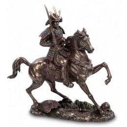 """Статуэтка Veronese """"Самурай на коне"""" (bronze)"""