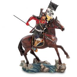 """Статуэтка Veronese """"Самурай на коне"""" (color)"""