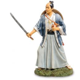 "Статуэтка Veronese ""Самурай с мечом"" (color)"