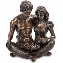"Статуэтка Veronese ""Семья"" (bronze)"
