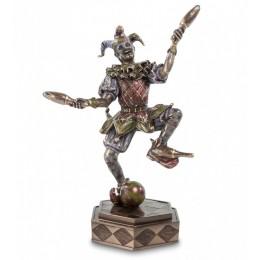 """Статуэтка Veronese """"Шут-жонглер"""" (bronze)"""