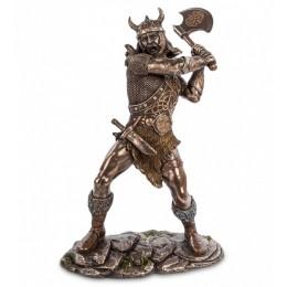 """Статуэтка Veronese """"Викинг"""" (bronze/gold)"""
