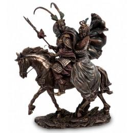 """Статуэтка Veronese """"Воин и его возлюбленная"""" (bronze)"""