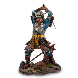 """Статуэтка Veronese """"Японский воин"""" (color)"""