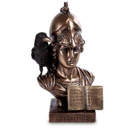 """Статуэтка """"Ворон"""" (Nevermore. Эдгар По) (bronze)"""