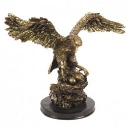 """Декоративная статуэтка """"Горный орел"""", дл.37см"""