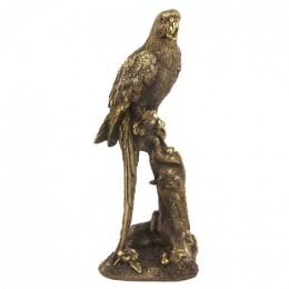 """Декоративная статуэтка """"Королевским попугай"""", выс.34см"""