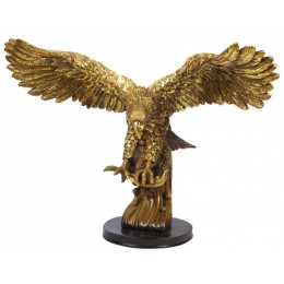 "Скульптура ""Орел на охоте"""