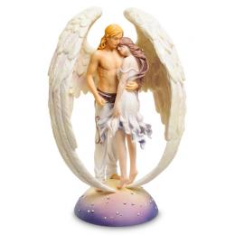 """Статуэтка Veronese """"Ангел-хранитель"""" (Селина Фенек) (color)"""
