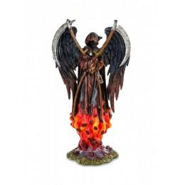 """Статуэтка Veronese """"Ангел смерти в огне"""" (color)"""