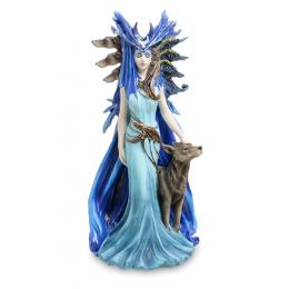 """Статуэтка Veronese """"Геката - богиня волшебства и всего таинственного"""" (color)"""