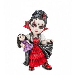"Статуэтка Veronese в стиле Фэнтези ""Девочка-вампир"" (color)"