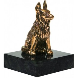 "Бронзовая статуэтка ""Собака"""