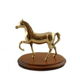 """Декоративная латунная статуэтка """"Конь"""""""