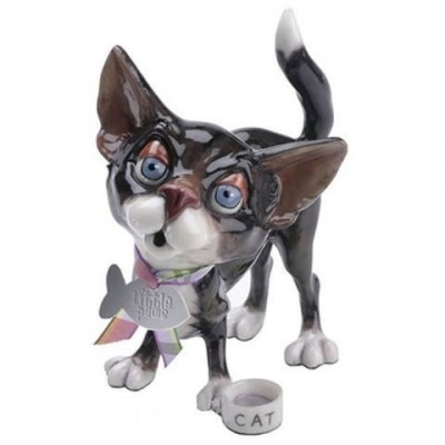 "Фарфоровая фигурка котёнка ""Cocoa"""