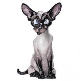 """Фарфоровая фигурка котёнка """"Suzi"""""""