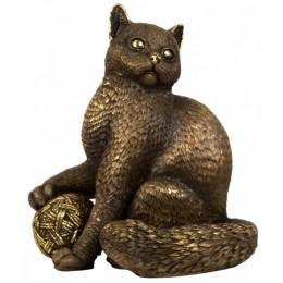 """Скульптура """"Игривая кошка"""""""