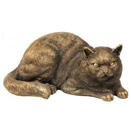"""Скульптура """"Королевский кот"""""""