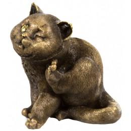 "Скульптура ""Котенок по имени Гав"""
