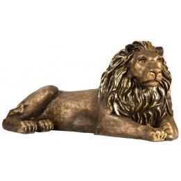 """Скульптура """"Могущественный лев"""""""