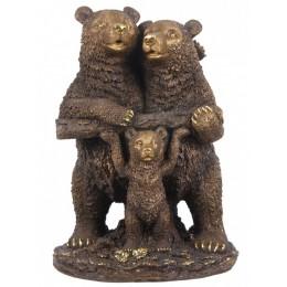 "Скульптура ""Счастливое семейство"""