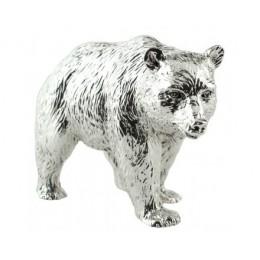"Статуэтка Argenti Piu ""Полярный Медведь"" l.12см"