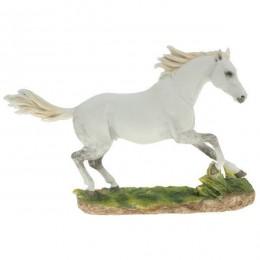 """Статуэтка Veronese """"Белая лошадь"""""""