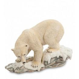 "Статуэтка Veronese ""Белый медведь"""
