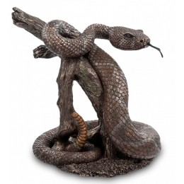 "Статуэтка Veronese ""Гремучая змея"" (bronze)"